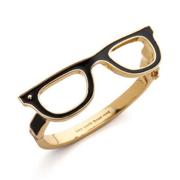 193b6e4ef8c kate spade Jewelry - Kate Spade eye glasses bracelet